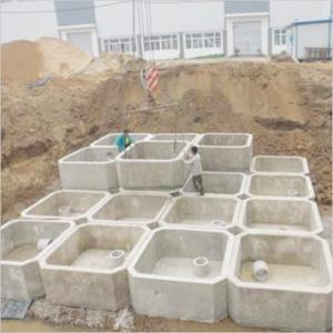 简述山东钢筋混凝土化粪池的作用