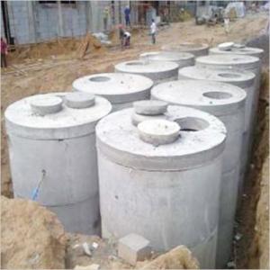 山东钢筋混凝土化粪池的清理标准