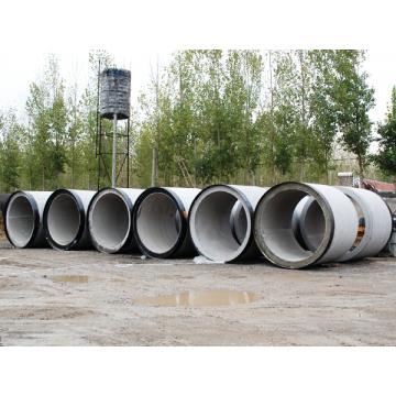 钢承口顶进钢筋砼排水管