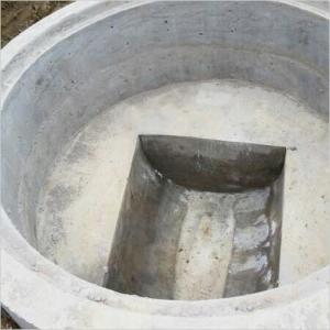 钢筋混凝土整体式检查井