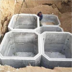 文昌湖钢筋混凝土化粪池